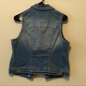 Maurices Tops - Maurices Jean vest